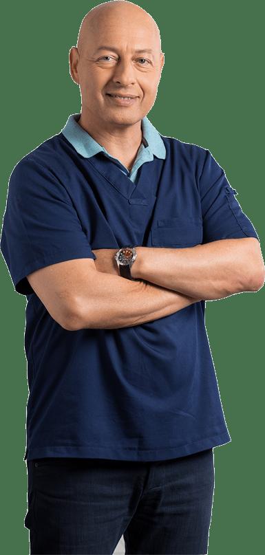 מומחה בשיקום הפה דר' איתן מיזריצקי