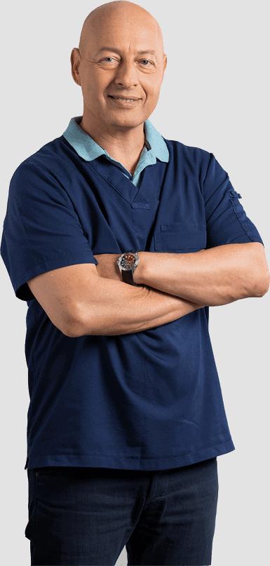פרופ' איתן מיזיריצקי - מומחה לשיקום הפה בתל אביב